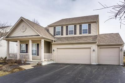Westerville Single Family Home For Sale: 530 Winfield Meadows Drive