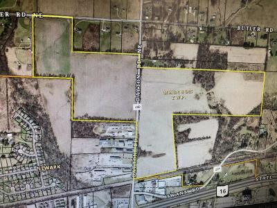 Newark Residential Lots & Land For Sale: 1050 Dayton Road NE