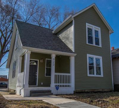 Single Family Home For Sale: 923 Bellows Avenue