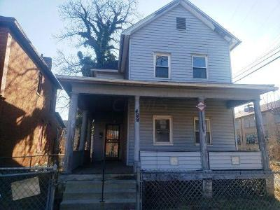 Columbus OH Single Family Home For Sale: $26,500