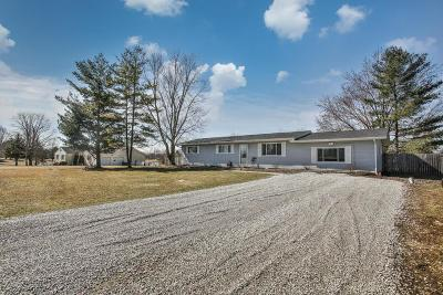 Grove City Single Family Home For Sale: 5625 Boyd Road