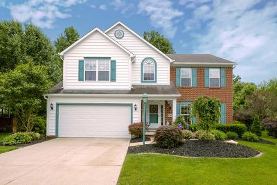 Westerville Single Family Home For Sale: 5590 Innisbrook Court