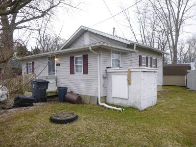 Franklin County, Delaware County, Fairfield County, Hocking County, Licking County, Madison County, Morrow County, Perry County, Pickaway County, Union County Single Family Home For Sale: 225 East Street