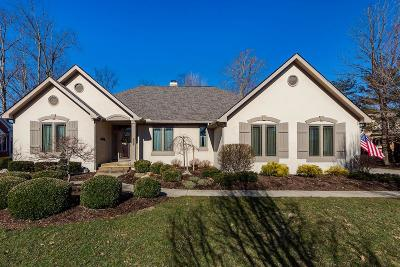 Westerville Single Family Home For Sale: 5633 Turnberry Drive