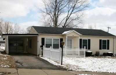 Single Family Home For Sale: 369 Hillview Drive