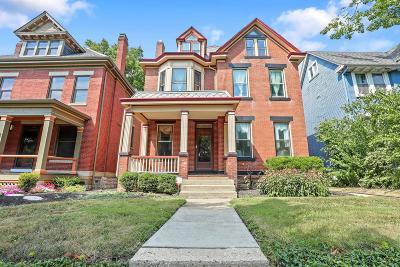 Columbus Single Family Home For Sale: 390 King Avenue