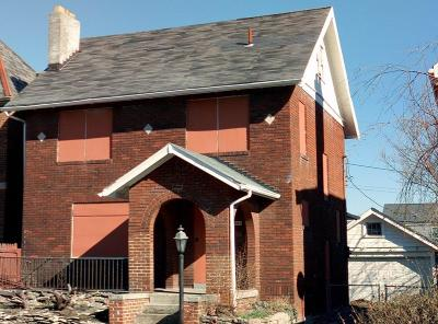 Columbus Single Family Home For Sale: 894 Lilley Avenue