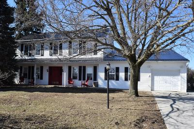 Union County Single Family Home For Sale: 29781 Snare Road