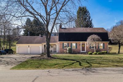 Lancaster Single Family Home For Sale: 1733 Rosewood Drive NE