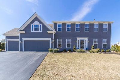Powell Single Family Home For Sale: 7716 High Wind Drive