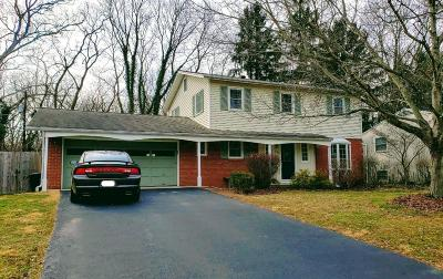 Worthington Single Family Home For Sale: 587 Blandford Drive
