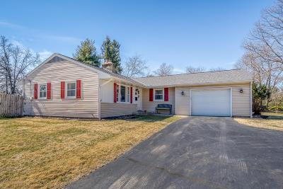 Upper Arlington Single Family Home For Sale: 3715 Dorchester Road