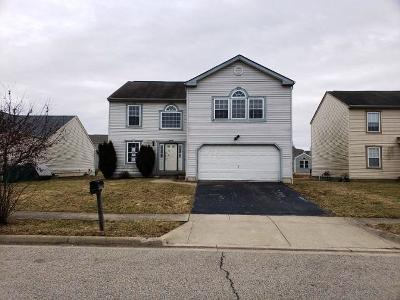 Groveport OH Single Family Home For Sale: $185,500