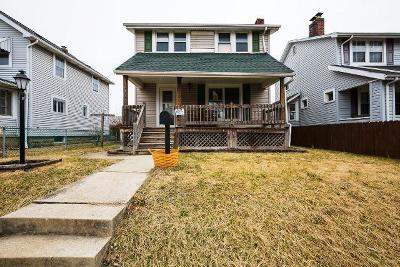 Columbus OH Single Family Home For Sale: $50,600
