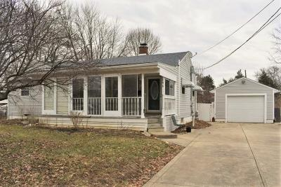 Westerville Single Family Home For Sale: 196 Orchard Lane
