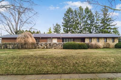 Upper Arlington Single Family Home For Sale: 4290 Clairmont Road