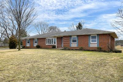 Hilliard Single Family Home For Sale: 6847 Hayden Run Road