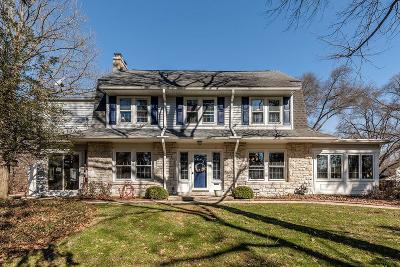 Columbus Single Family Home For Sale: 3701 Olentangy Boulevard