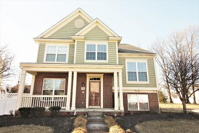 Westerville Single Family Home For Sale: 719 Centerpark Drive