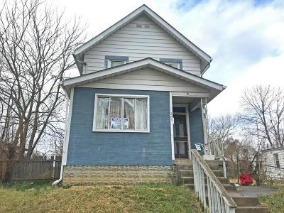 Columbus Single Family Home For Sale: 365 S Oakley Avenue