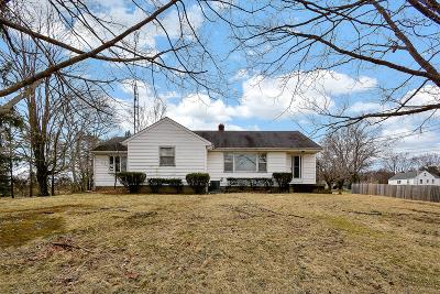 Lancaster Single Family Home For Sale: 935 Coonpath Road NW