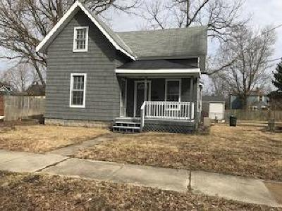 Single Family Home For Sale: 22 Campbell Street