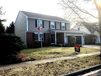 Hilliard Single Family Home For Sale: 2590 Pennbrook Ct Court