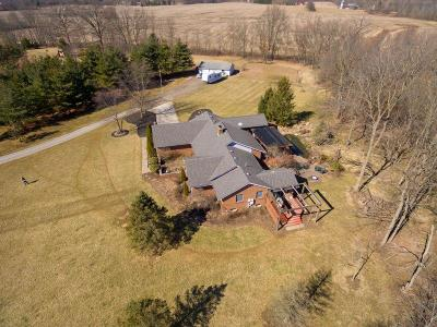Sunbury Single Family Home For Sale: 14021 Chambers Road