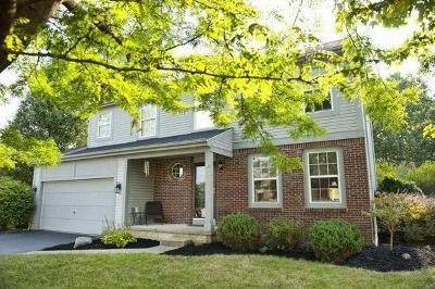 Pickerington Single Family Home For Sale: 12450 Bentwood Farms Drive