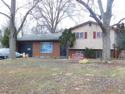 Single Family Home Pending Finance And Insp: 3638 Florian Drive