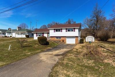 Logan OH Single Family Home For Sale: $63,500