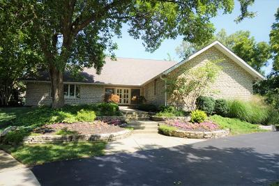 Upper Arlington Single Family Home For Sale: 4110 Fenwick Road