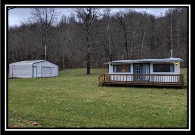 Morgan County Single Family Home For Sale: 4851 State Route 669