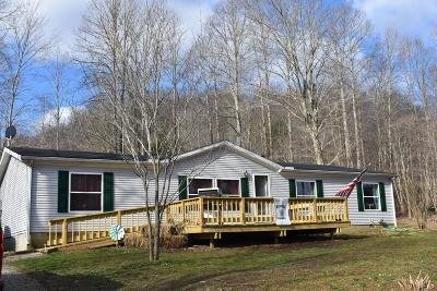 Pike County Single Family Home For Sale: 2157 Morgans Fork Road