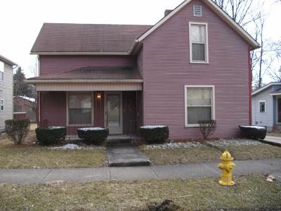 Delaware OH Single Family Home For Sale: $149,900