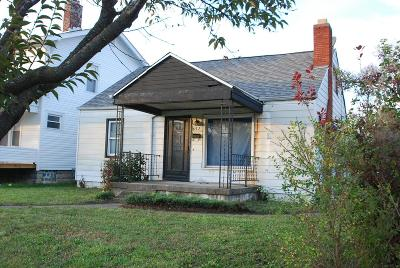 Columbus OH Single Family Home For Sale: $47,500