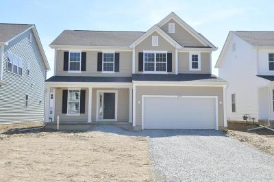 Westerville OH Single Family Home For Sale: $317,655