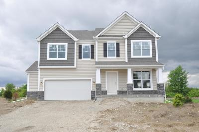 Pickerington Single Family Home For Sale: 12155 Prairie View Drive NW #Lot 86