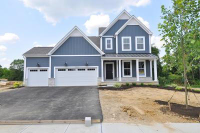 Delaware Single Family Home For Sale: 3669 Whispering Pines Road #Lot 2442