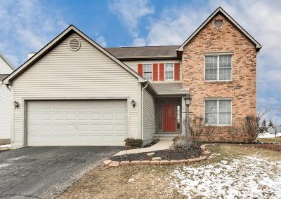 Union County Single Family Home For Sale: 424 Mill Wood Boulevard