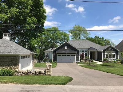 Delaware County, Franklin County, Union County Single Family Home For Sale: 4844 Bellann Road