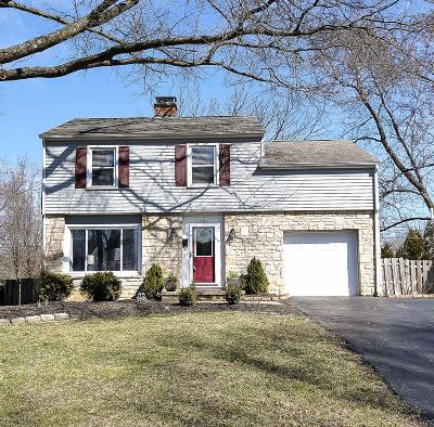 Upper Arlington Single Family Home For Sale: 2284 Swansea Road
