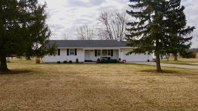 Mount Sterling Single Family Home Contingent Escape: 11161 Anderson Antioch Road
