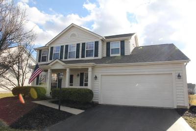 Powell Single Family Home For Sale: 5267 Fairlane Drive