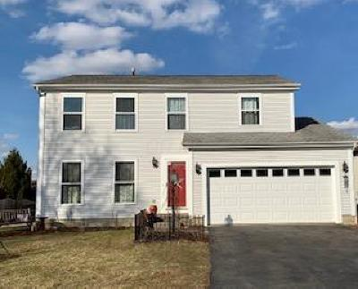 Hilliard Single Family Home For Sale: 4436 Knickel Drive
