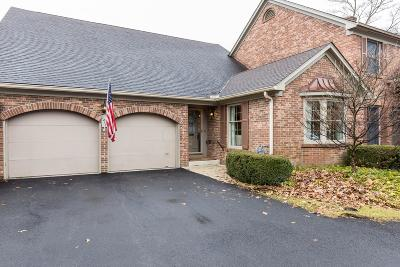 Upper Arlington Condo For Sale: 1251 Kenbrook Hills Drive