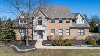 Westerville Single Family Home For Sale: 4583 Pine Tree Court