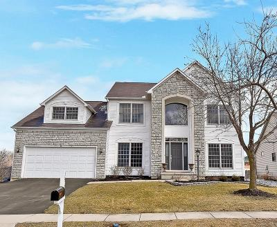 Union County Single Family Home For Sale: 1946 Fawn Meadow Drive