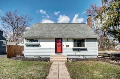 Upper Arlington Single Family Home For Sale: 2158 Cranford Road