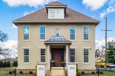 Columbus Single Family Home For Sale: 44 E Duncan Street